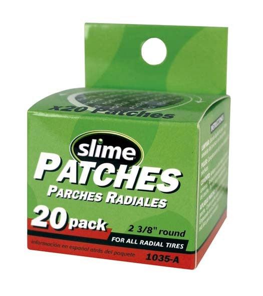 slime tire patch kit instructions
