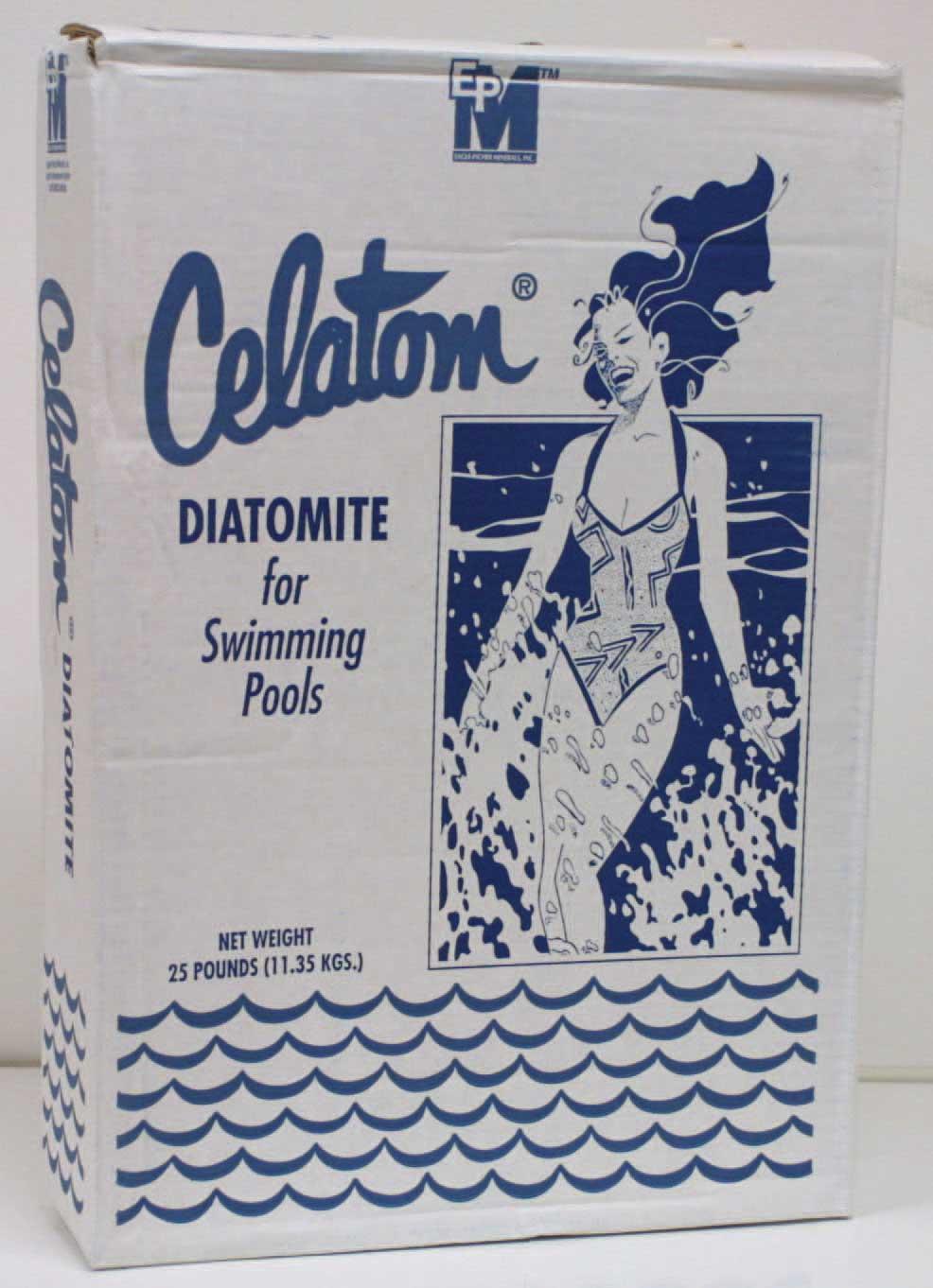 Celatom filter aid diatomite for swimming pools 8826 ebay - Diatomite filter media for swimming pools ...