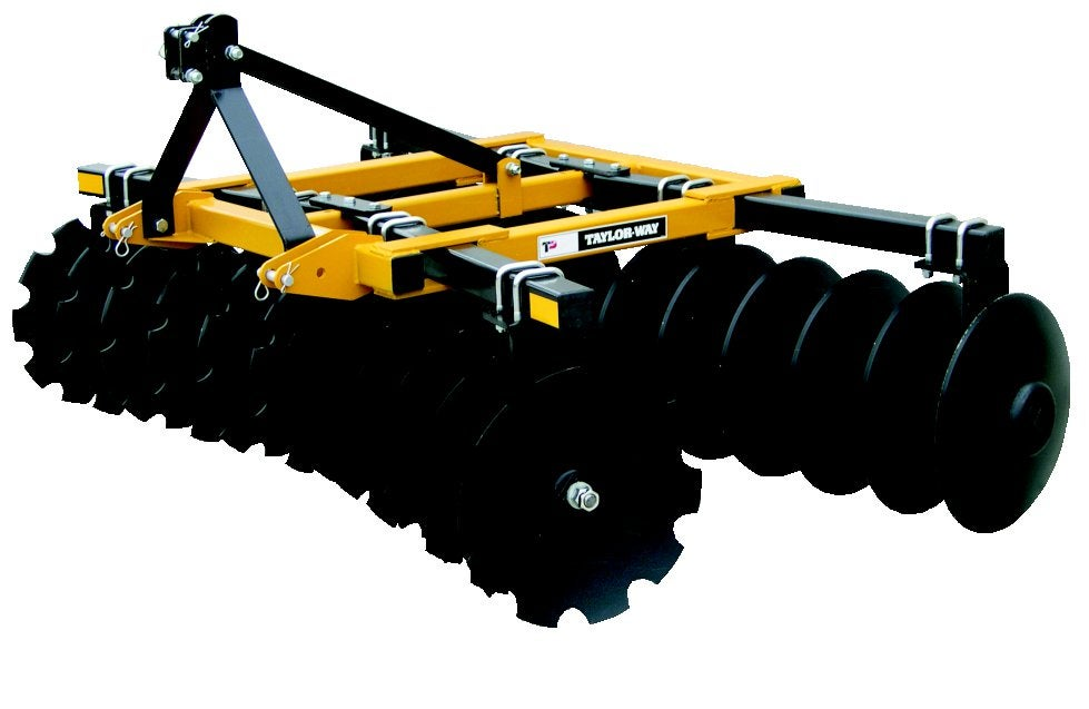 Notched Disc Harrow Blade 1 : Taylor pittsburgh quot disc harrow w notched