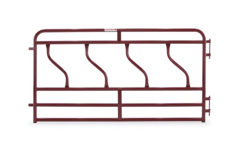 Tarter 10 Fence Line Feeder Panel Red 2fsr10 Ebay