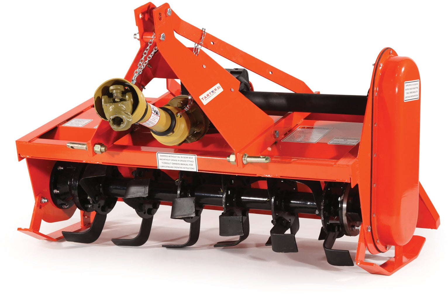 Tarter Tiller Parts Model 017380 : Tarter rotary tiller sub compact orange rtscr ebay