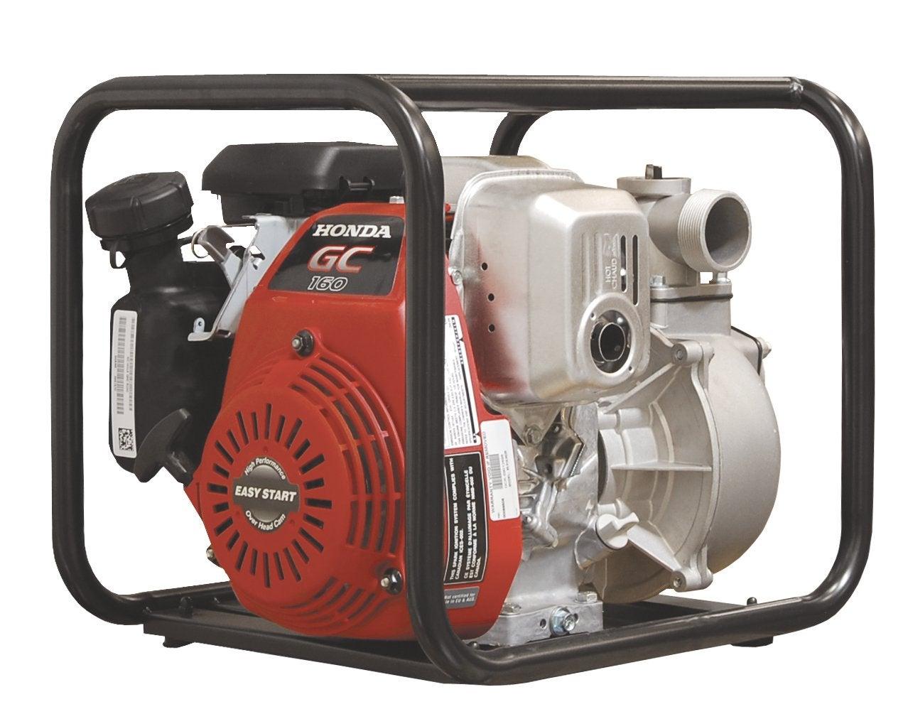 Be Pressure Supply Honda 2 5hp 150gpm Gasoline Powered
