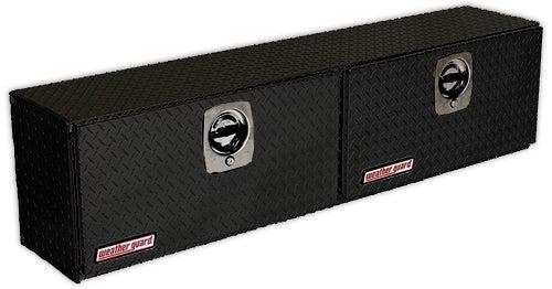 Weather Guard Aluminum Hi Side Truck Box Black 364 5 02