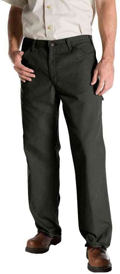 dickies men 39 s relaxed fit duck jean 1939 ebay. Black Bedroom Furniture Sets. Home Design Ideas
