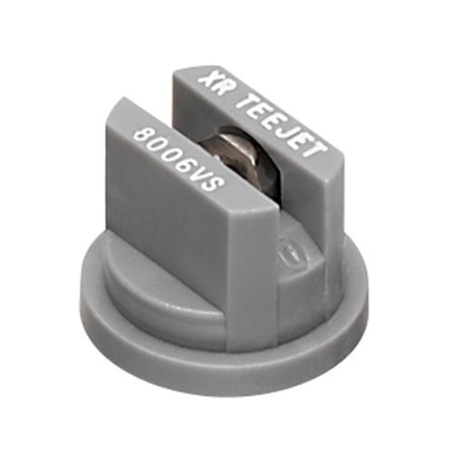 FIMCO XR TeeJet 80 Degree Extended Range Spray Tip - Gray (XR8006VS) 4 Pack