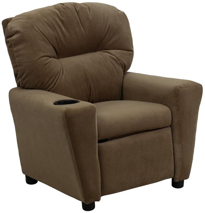simmons cuddler recliner. flash furniture contemporary microfiber kids recliner w/ cup holder bt-7950-kid-mic simmons cuddler u