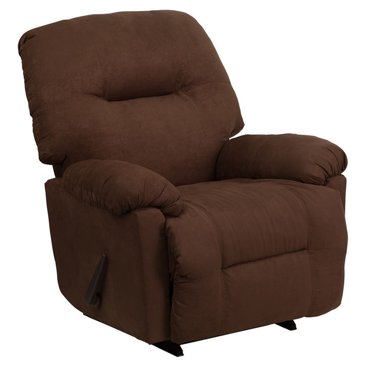 Flash Furniture Contemporary Calcutta Chocolate Microfiber Chaise Rocker Recliner AM-C9350-2550-GG  sc 1 st  Rural King & Search Results for Recliners : Rural King islam-shia.org