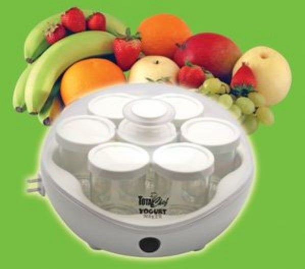 Koolatron Total Chef Yogurt Maker TCYM-07 • $39.95
