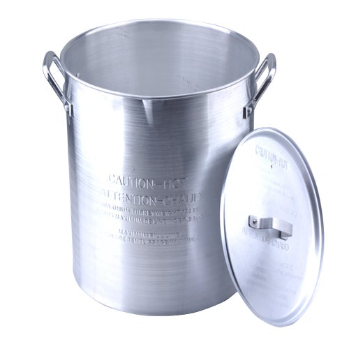 Country Trails 30 Quart Aluminum Turkey Boiling Pot With