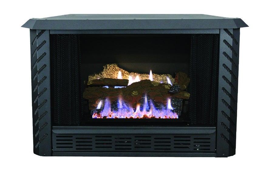 Ashley Vent Free Propane Fireplace Agvf340lp Ebay