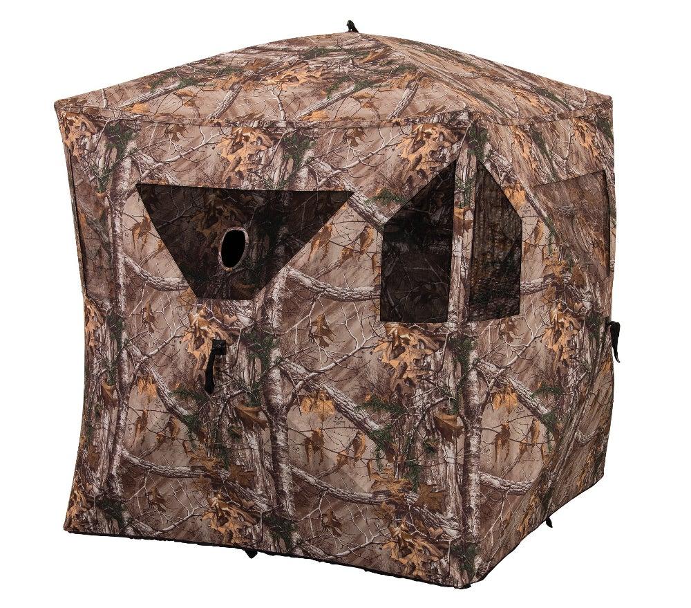 Ameristep Brickhouse Realtree Xtra Camo Hunting Ground