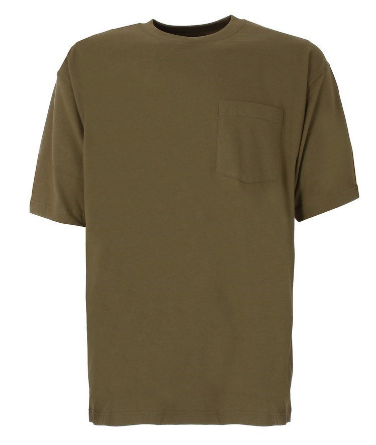 Berne Men 39 S Short Sleeve Tall Length Work T Shirt Bsm16t