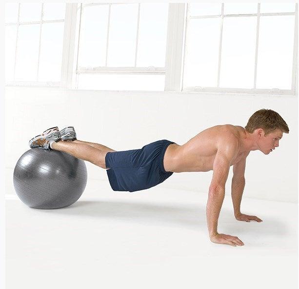 Bollinger 75cm Pro Body Ball 5778