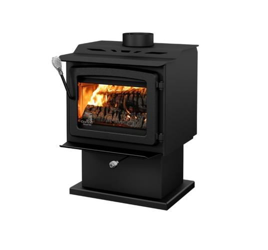 Century Fw2600 Epa Wood Stove Cb00018 Ebay