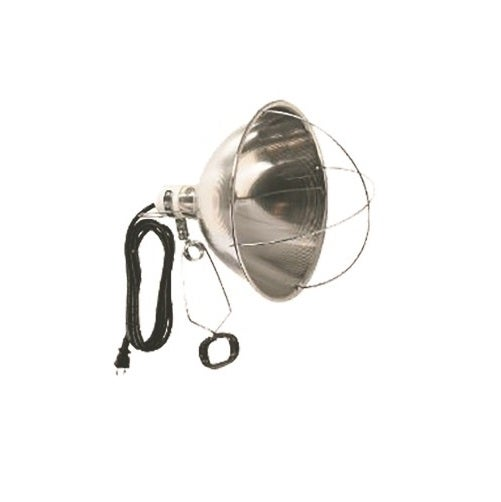 Country Roads Brooder Light 10 Quot Shade With Clamp Amp 6ft Cord 0166 Ebay