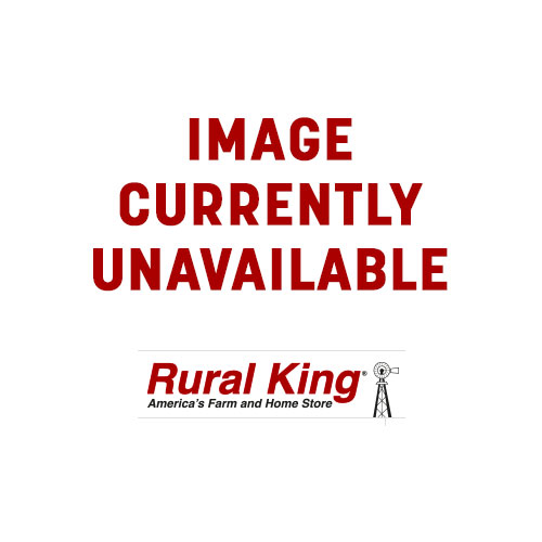 "National Mfg. Plain Box Rail 450 lb. Capacity w/24"" OC Brackets - 10' Galvanized N105-213"