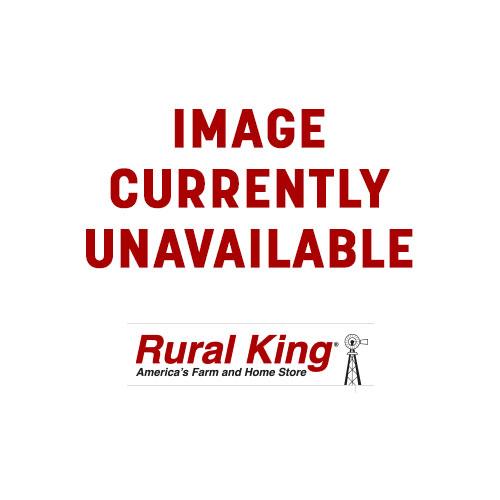 "Weather Guard Pork Chop Box - Steel White 46 1/2"" L x 9 1/4"" W x 19 1/8"" H 161-3-01"
