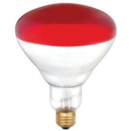 Brooder 125 Watt Red Faced Heat Lamp Bulb 10001329