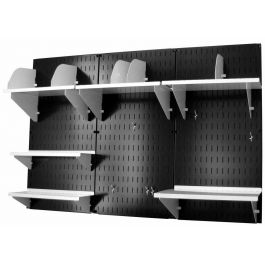 Panel Home Office Wall Organizer