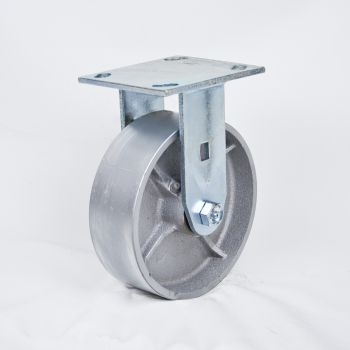 4x2 EZ ROLL EZ-0420-MOPP-R 4 Diameter Rigid Caster Polyurethane On Polyolefin Wheel