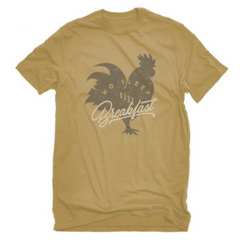 Keep On The Grass Adult Mens T-Shirt