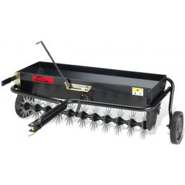 Brinly 40 inch Combo Aerator-Spreader AS-40BH