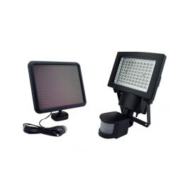 Sontax Outdoor Solar Powered 80 Led Motion Light Security