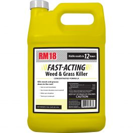 Rm18 Fast Acting Weed And Grass Killer Concentrate 1