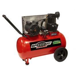 Rural King Air Compressor >> Speedway 20 Gallon lon Electric Powered Portable Air ...