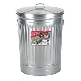 Behrens Garbage Can 31 Gal Galvanized Steel Garbage Can 1270