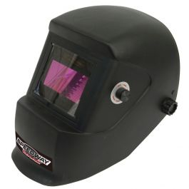 Speedway Solar Powered Auto Darkening Welding Helmet 7664