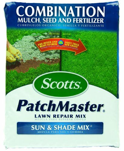 Scotts Patchmaster Sun Shade Grass Seed 4 75 Lb 14905