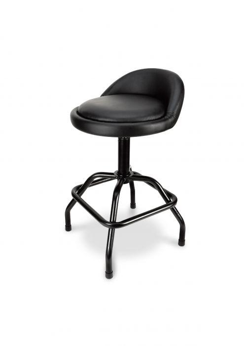 Super Low Back Adjustable Swivel Bar Stool 66009 Machost Co Dining Chair Design Ideas Machostcouk