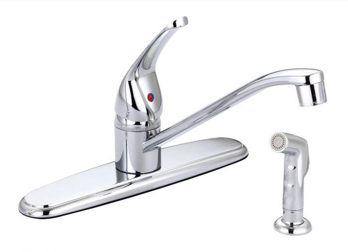 Belanger by Keeney Hybrid Kitchen Faucet -Single Handle-EBO67BCP