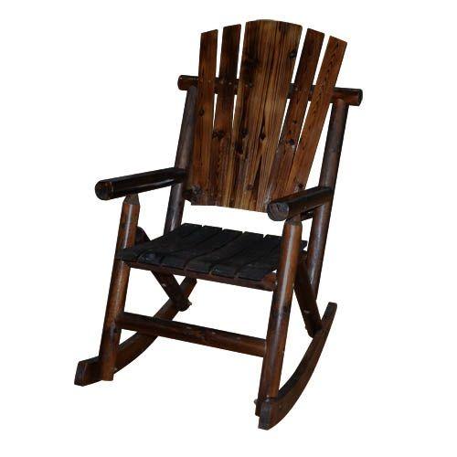 Amazing Wooden Log Rocking Chair Wlrc Ibusinesslaw Wood Chair Design Ideas Ibusinesslaworg