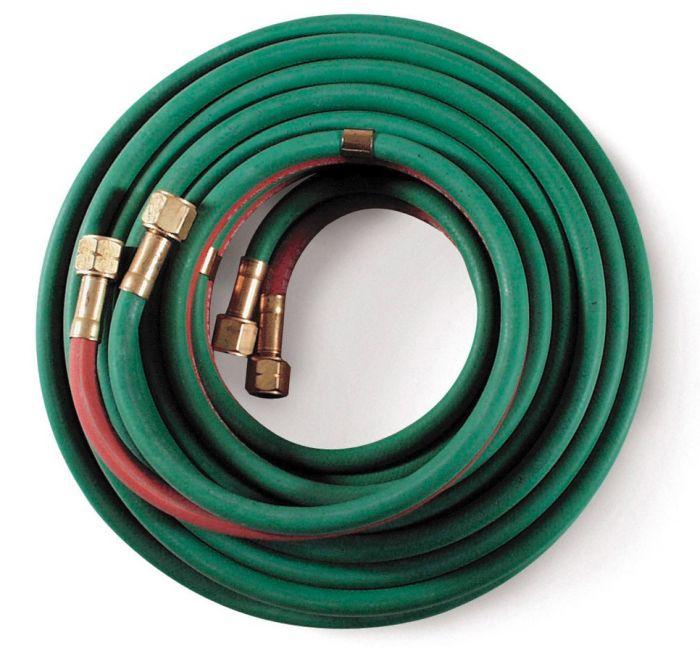 Hobart Oxy Acetylene Twin R Grade 1 4 Inch X 25 Ft Gas Welding
