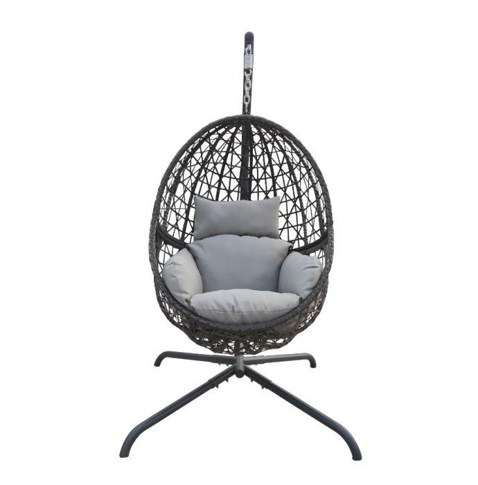 Outstanding Egg Hanging Chair Theyellowbook Wood Chair Design Ideas Theyellowbookinfo