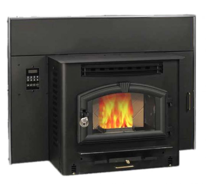 Us Stove American Harvest Corn And Pellet Fireplace Insert 6041i