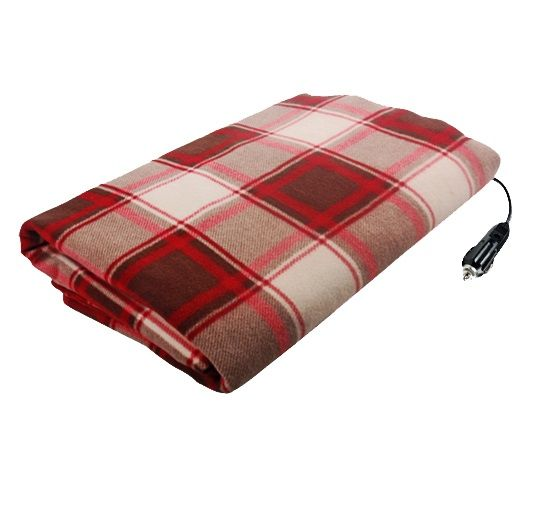 Draulic Car Electric Blanket Car Heating Blanket Energy Saving Warm Electric Blanket 12V