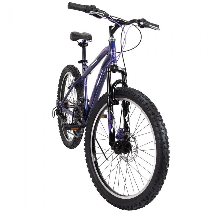 "Huffy 24/"" Kids Extent MTB Bike"