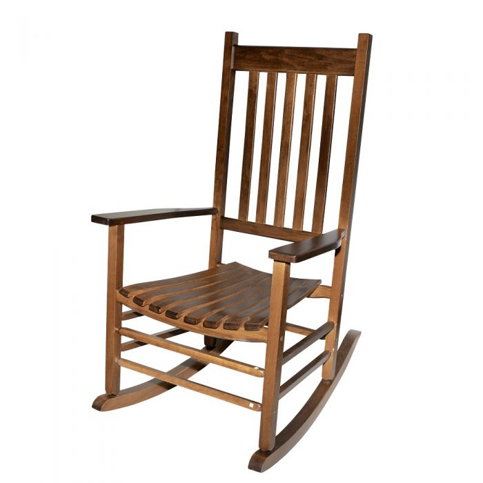 Wooden Rocking Chair Natural 66250