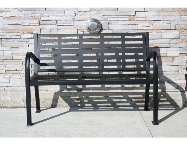 Miraculous Lasting Impressions By Paris 4 Park Bench 4602250006 Ibusinesslaw Wood Chair Design Ideas Ibusinesslaworg