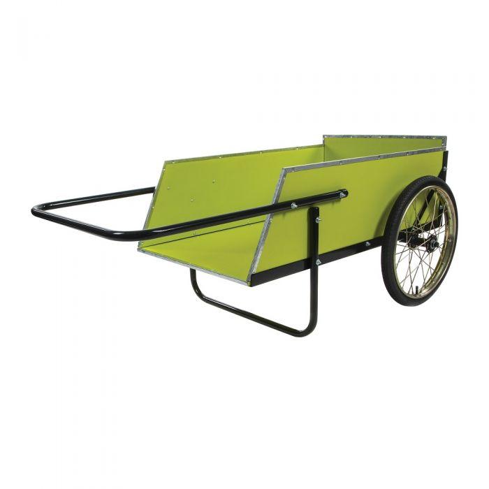 Sun Joe Heavy Duty Garden and Utility Cart 7 Cubic Feet SJGC7
