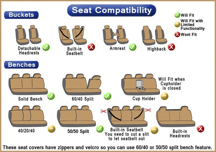 Sensational Oxgord 17 Piece Seat Cover Set For Cars Faux Leather Blue And Black Scpu S2A Bl Andrewgaddart Wooden Chair Designs For Living Room Andrewgaddartcom