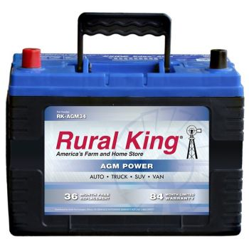 Auto Batteries - Batteries & Accessories - Automotive & ATV