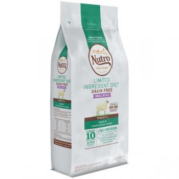 Nutro Limited Ingredient Diet Adult Venison Meal Sweet Potato