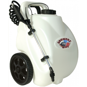Country Way 5 Gallon Rechargeable Sprayer Lg 05 Ss