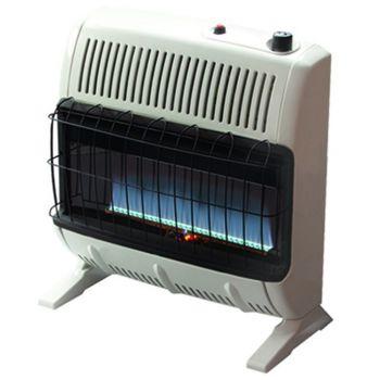 Mr. Heater 30000 BTU Vent Free Radiant Propane Heater F299832 on