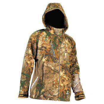0ab04252 Robinson Outdoors Men's ScentBlocker Alpha Jacket w/ WindBrake Technology  AWBJ