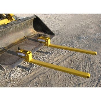 Forks & Frames - Skid Steer Attachments - Farm Implements